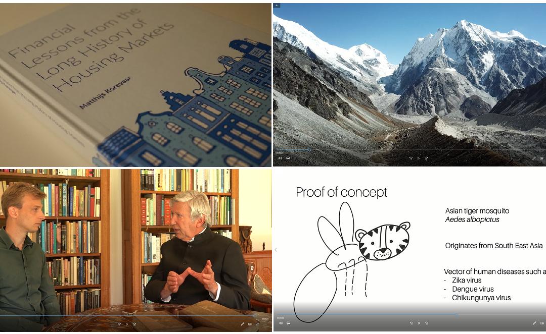 Proefschriftprijzen, Onderzoeksbate en Oeuvreprijs uitgereikt, bekijk hier het verslag!