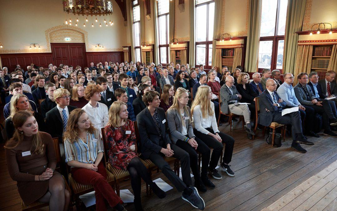 Hodshon Huis vol Jonge Talenten!