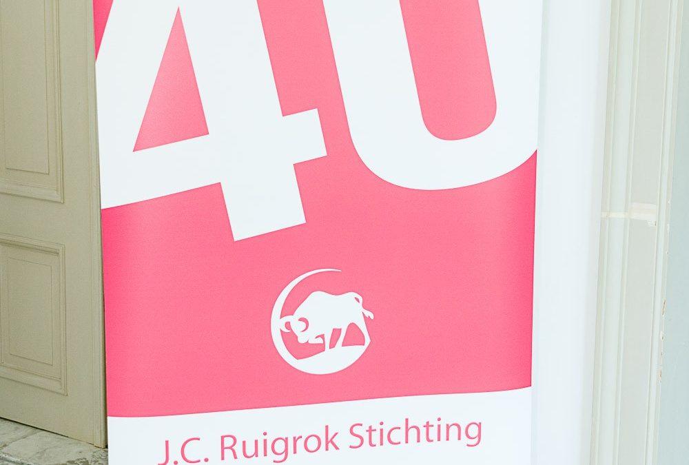 J.C. Ruigrok Stichting reikt drie prijzen uit