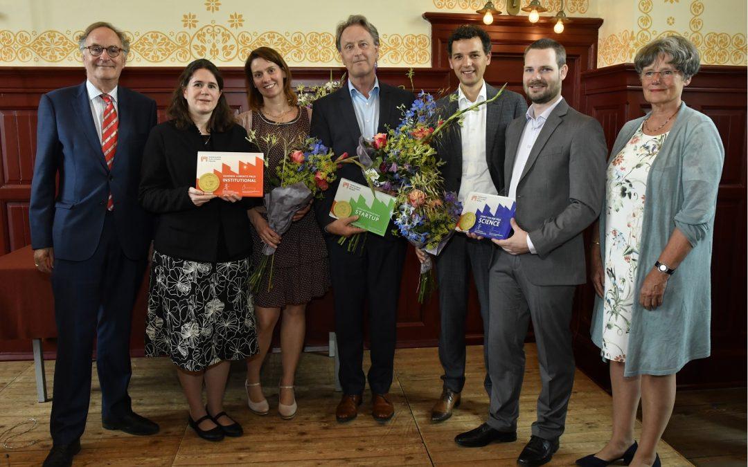 Nederlandse Data Science Prijzen