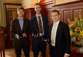 Keetje Hodshon Prijs, Van Marum Prijs en Ruigrok Prijs 2013 uitgereikt'