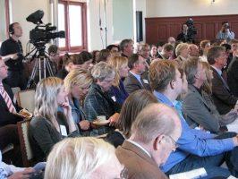 """Najaarsymposium """"Kennis tot de derde macht"""