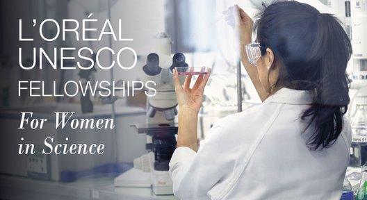Beurzen en stimulans voor vrouwelijke wetenschappers