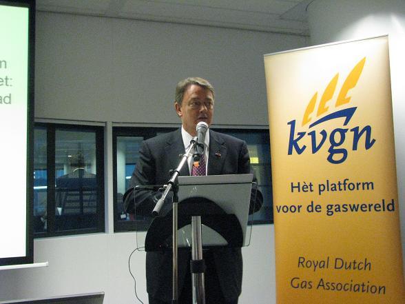 Nederlandse Gasindustrieprijs 2012