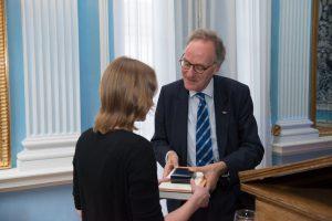 Prijsvraag 2015: Gouden medaille voor Laura Kervezee