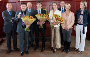 Ruigrok Prijzen 2012 uitgereikt