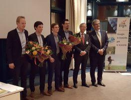 Nederlandse Gas Industrieprijs uitgereikt in Soestduinen